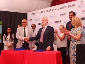 IIHS partners with JCU